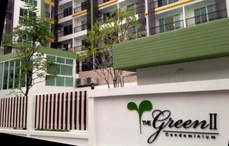 THE GREEN สุขุมวิท 101 By กรีนสยาม - ดีเวลลอปเม้นท์