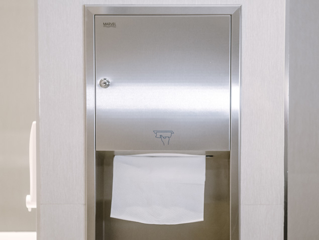 อุปกรณ์เสริมสำหรับห้องน้ำ